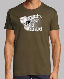 ¡Cómo está el servicio! (army)