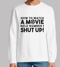 Cómo ver una película regla número uno