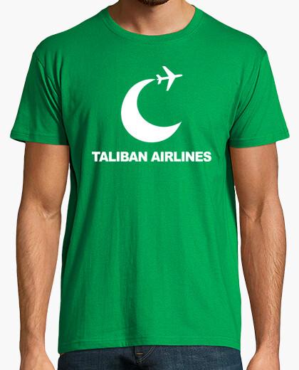 T-shirt compagnie aeree talebani