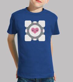 companion cube enfant (portail)