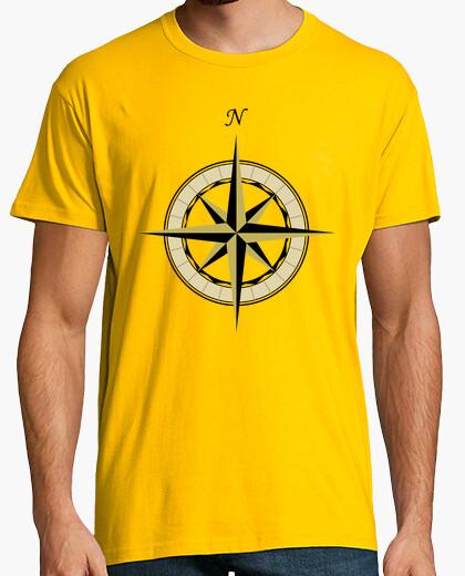Camiseta Compass Rose