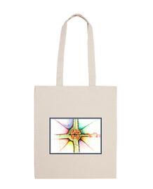 compass shoulder bag
