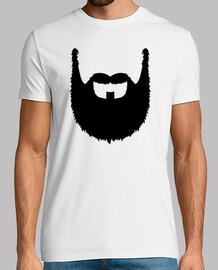completa la barba