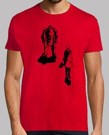 Complètement métal frères - shirt homme