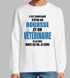 Complicado para ser bogosse y veterinar