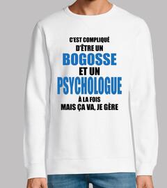 complicado ser falso y psicologo