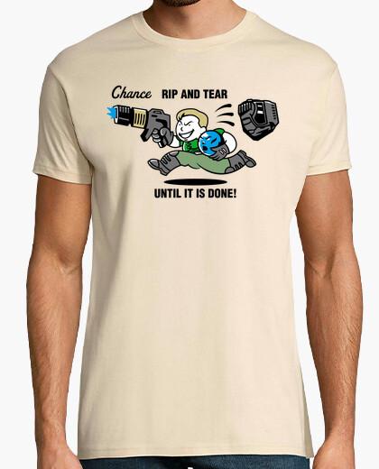 Tee-shirt compoly