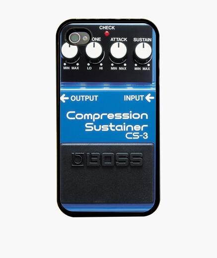 Funda iPhone Compression guitar iphone 4