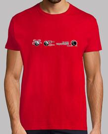 computer controllato tb-303 t-shirt