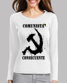 Comunista Consecuente (Negro) - Cam y Sud