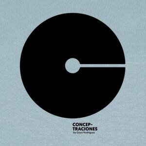 Camisetas Conceptraciones negro