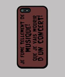 Concert - Coque iPhone