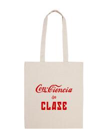 Conciencia de Clase (rojo) bolsa