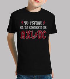 Concierto AXLDC