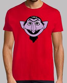 Conde Draco  Barrio Sésamo retro Camisetas frikis