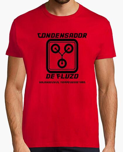 Camiseta condensador de fluzo 1