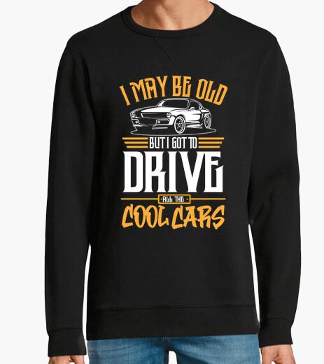 Sudadera conducir autos geniales