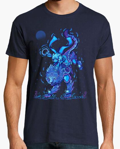 Camiseta conductor tigre - camisa para hombre