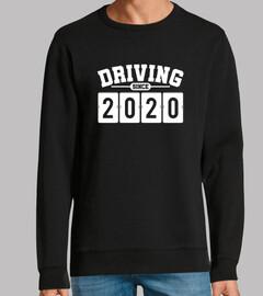 conduire depuis 2020 permis de conduire