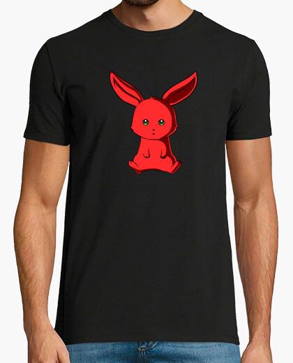 Camiseta Conejito Rojo