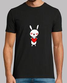 conejo - amor - linda - bebé