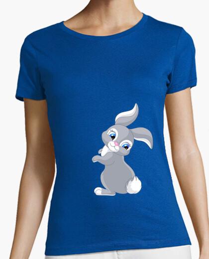 Camiseta conejo - makom