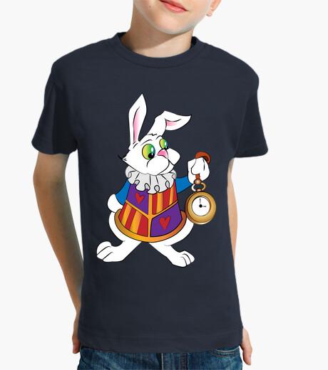 Ropa infantil conejo blanco