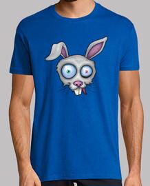 conejo blanco loca
