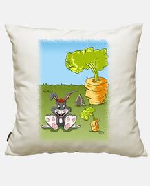 Conejo y zanahoria
