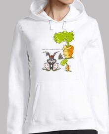 Conejo y zanahoria Trans.
