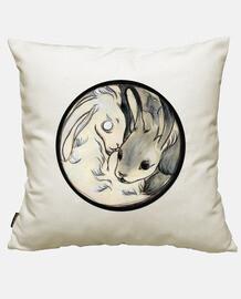conejos yin yang