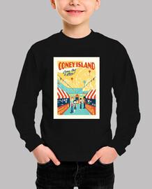 Coney Island, New York...