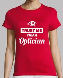 confía en mí que soy un óptico