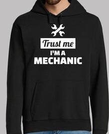 confía en mí soy mecánico