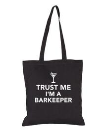 confía en mí soy un barman