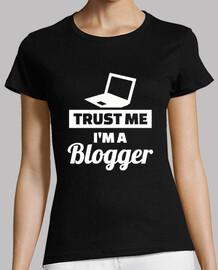 confía en mí soy un blogger