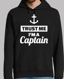 confía en mí soy un capitán