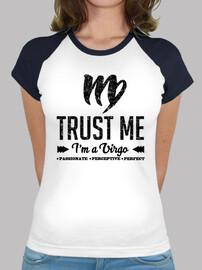 confía en mí soy un virgo