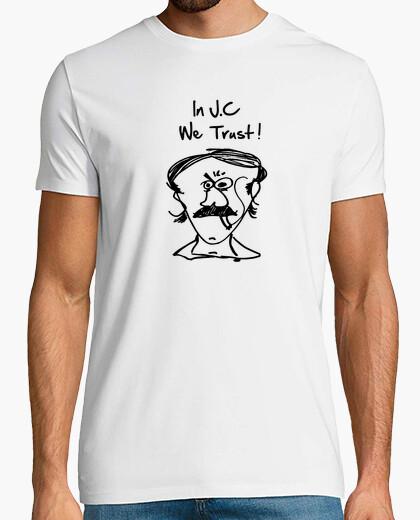 Camiseta confiamos en jc