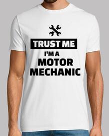 confiar en que yo es mecánico de motores