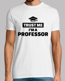confíe en que yo profesor
