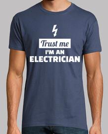 confíe en que yo un electricista