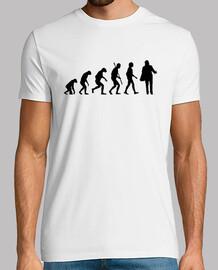 Confused Travolta evolution