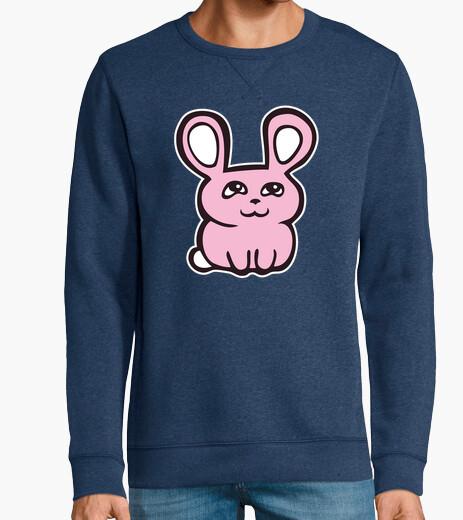Felpa coniglio con coniglio ejo