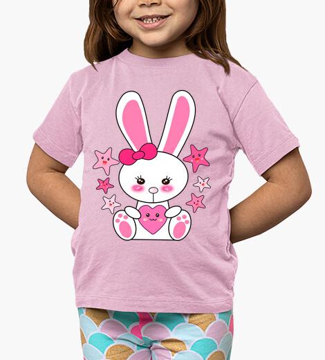 Abbigliamento bambino coniglio kawaii