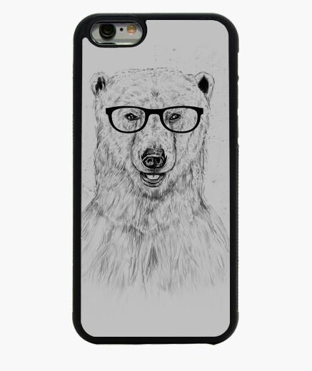 Coque Iphone 6 / 6S connaisseur bear