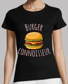 conocedor de hamburguesas