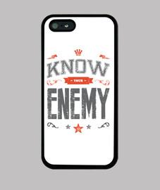 conocer a tu enemigo iphone 5