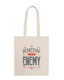 conocer su bolsa enemigo