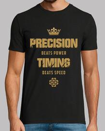 Conor McGregor: Precision beats power